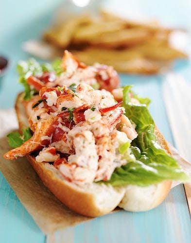 Sandwichs au homard