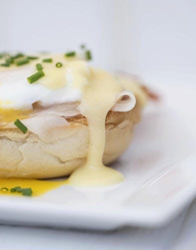œuf bénédicte