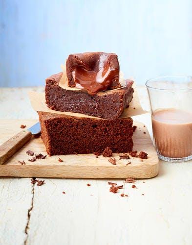 3 recettes de gâteaux au chocolat : fondant, mi-cuit & moelleux