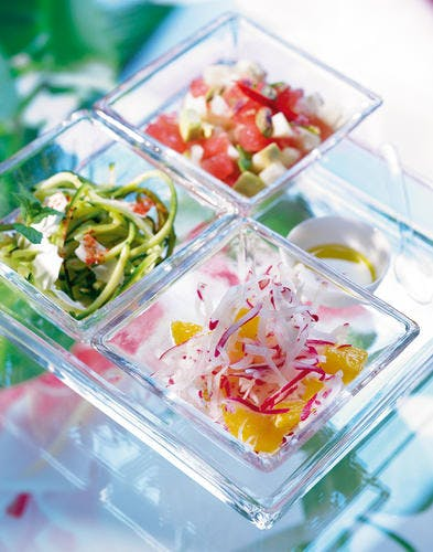Salade radis-oranges