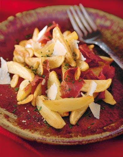 Pommes de terre sautées à l'italienne