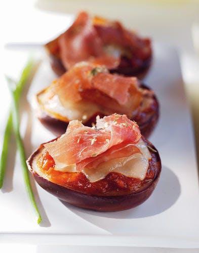 Aubergines gratinées à l'espagnole