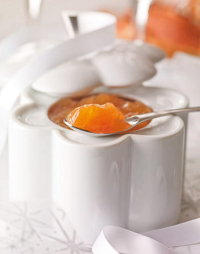 Confiture d'oranges douces de Sicile