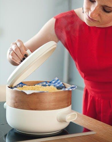 Couscous cuisson