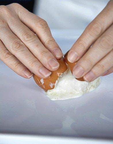 Œuf mollet