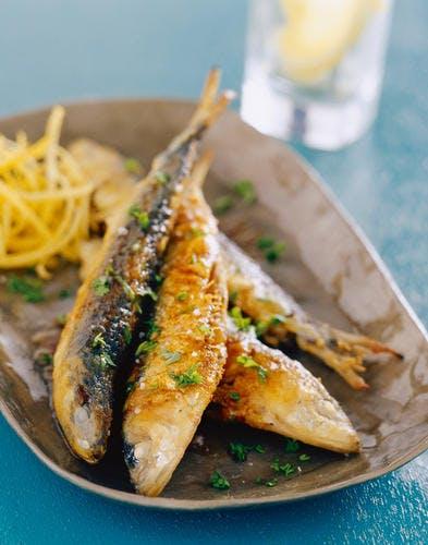 Escabèche de sardines espagnole