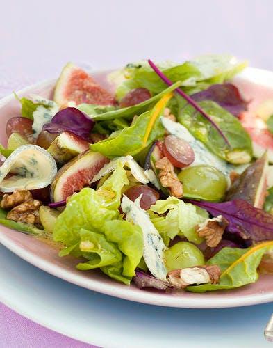 Salade d'automne et d'hiver