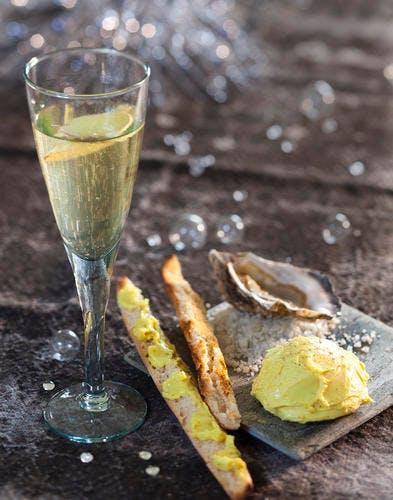 Ginger champagne