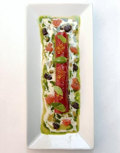 Cannellonis de thon aux saveurs méditérranéennes