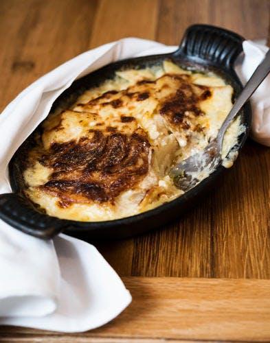 Gratin dauphinois : recette de chef (4 étapes) | Régal