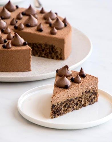 Gâteau crémeux au chocolat