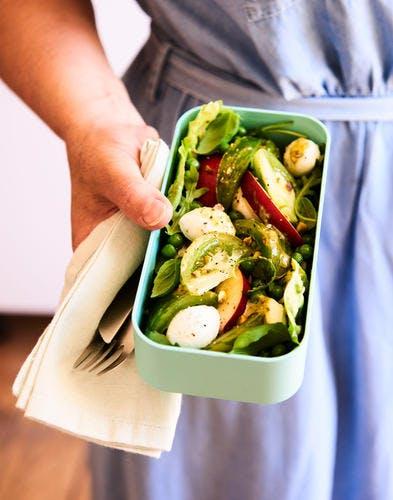 Salade super green