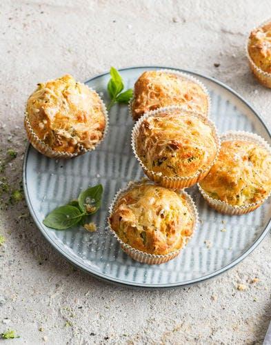 Muffins aux brocolis