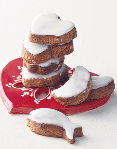 Petits gâteaux alsaciens