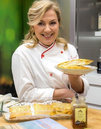 Dina Nikolaou du restaurant Evi Evane (Paris)