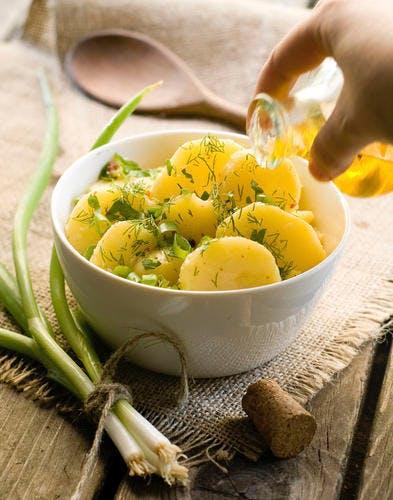Salade de pommes de terre