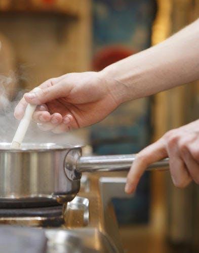 Soufflés aux pistils de safran