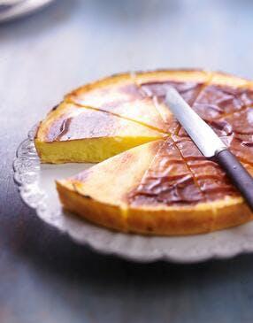 Recette du flan pâtissier à la vanille