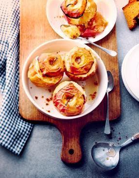 Recette pommes cuites au four faciles et rapides