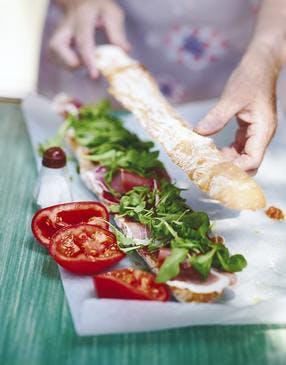 L'authentique sandwich