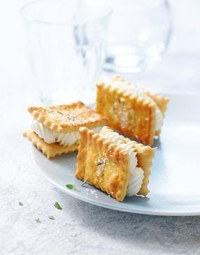 Crackers au St Môret