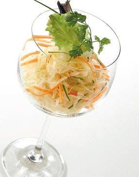 Une salade trop chou