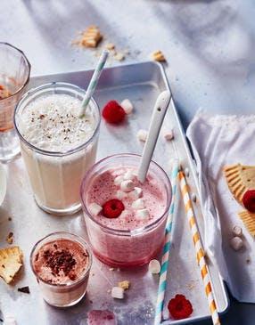 Milk-shakes trop faciles