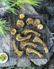 Côtelette agneau : recette barbecue