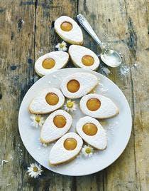 Biscuits sablés de Pâques