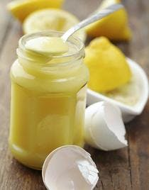 La crème au citron facile