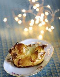 Pâtés chauds de pigeon et foie gras