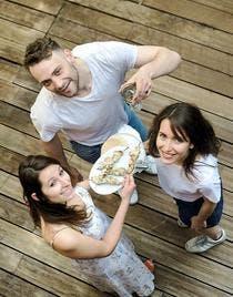 Brochettes de poulet chich taouk