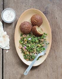 Taboulé libanais au quinoa
