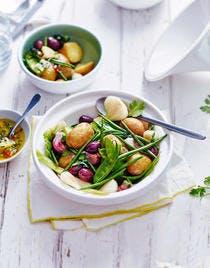 Tajine veggie aux légumes nouveaux