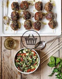 Barbecue libanais et taboulé   Simple & Bon