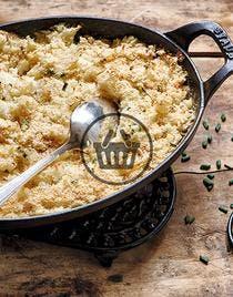 Brandade de cabillaud, chou-fleur et pommes de terre   Simple & Bon