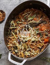 Cocotte de légumes à l'italienne   Simple & Bon