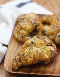 Croissants pour l'apéritif