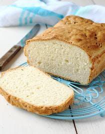 Pain blanc sans machine à pain