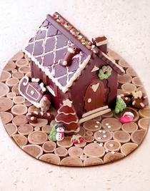La maison en chocolat