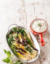 Légumes thaïs au curry vert