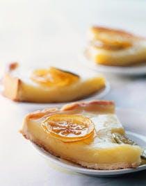 Tarte aux citrons de Maud Fontenoy