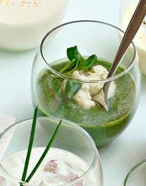 Condiment cresson-wasabi