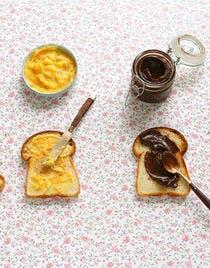 Beurre miel-orange