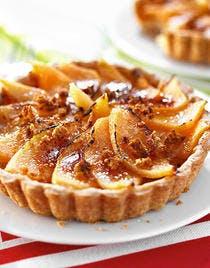 Tartelettes au melon et au pain d'épices
