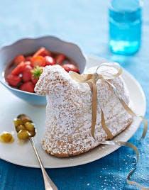 Mouton de Pâques - Osterlammele