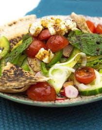 Salade fattoush
