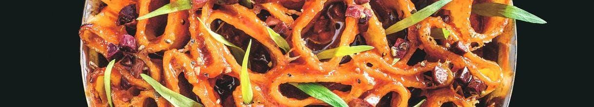 Gratin de cannelloni à la tomate