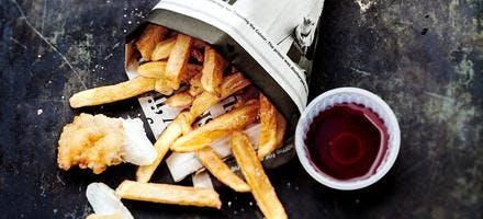 cornet de frite