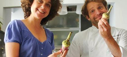 DÉFI CHEF avec Julien Dumas à Paris